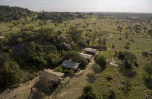 Serena Mbuzi Mawe Aerial View
